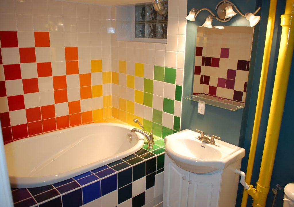 Дизайн ванной 2 на 2 м