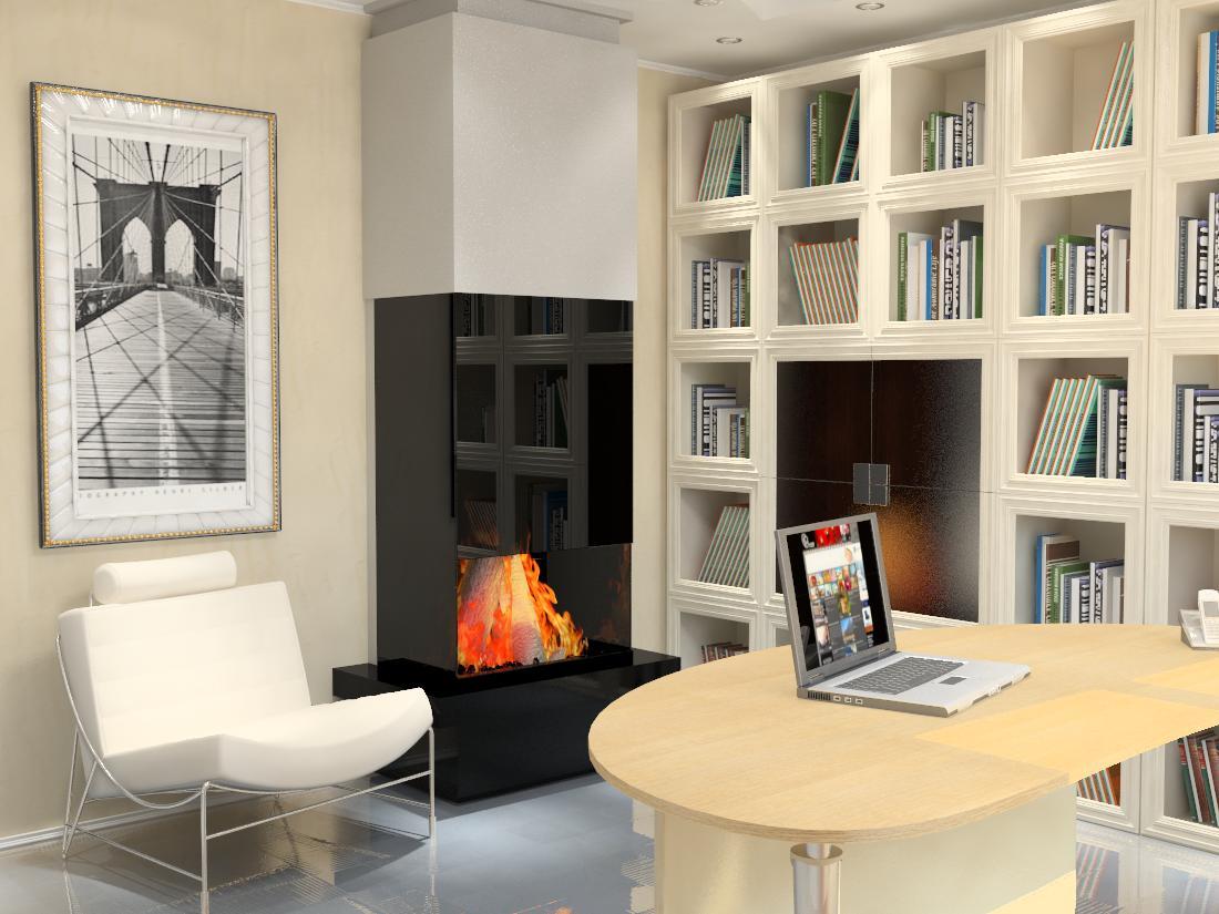 Конструктивизм в дизайне интерьера дома