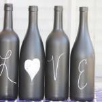 Декор бутылок: декупаж, покраска, мастер-класс (фото)
