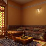 Интерьер в арабском стиле: советы по оформлению (+36 фото)
