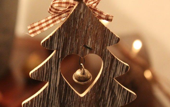 Новогодние украшения в стиле лофт