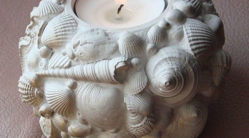 Новогодний декор в морском стиле