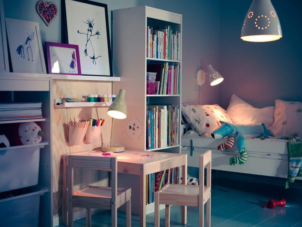 Подсветка в детской комнате