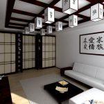 Квартиры в китайском стиле | +32 фото
