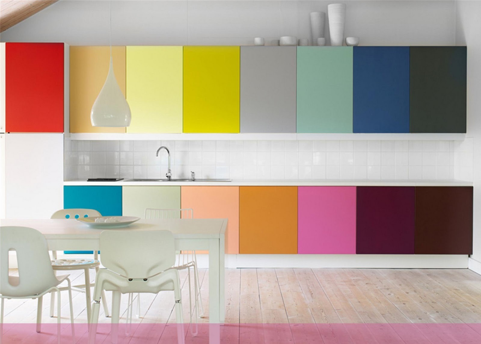 Подбор цвета в интерьере для разных комнат
