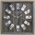 Делаем настенные часы из картона: декупаж и квиллинг (мастер-класс)