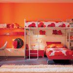 Создание правильной обстановки в детской комнате: интерьер и мебель