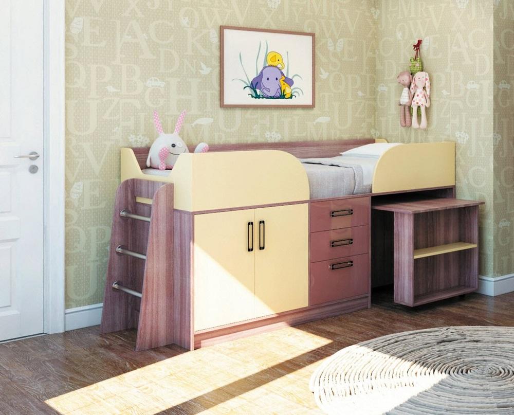 Использование многофункциональной мебели в интерьере