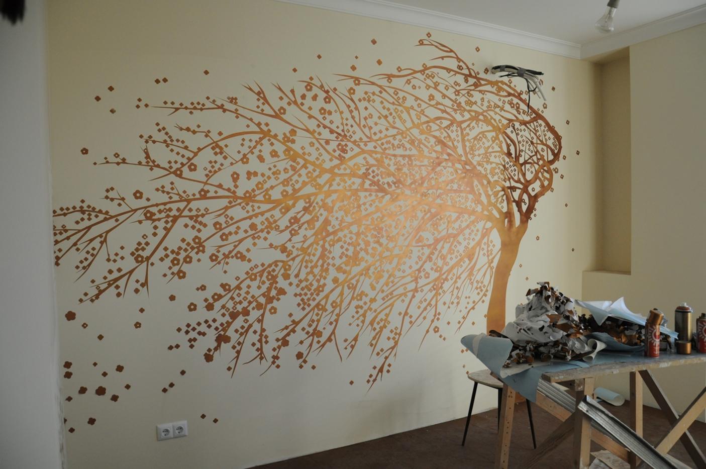 Живопись для декора стен