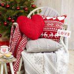 Новогодний текстиль своими руками
