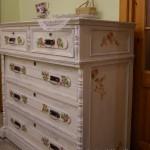 7 вариантов реставрации старого буфета (37 фото)