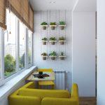 Оформление балконов разного размера: превращаем лоджию в уютный уголок