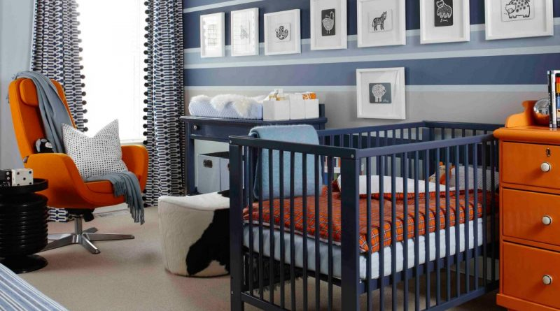 Дизайн квартиры для молодых родителей