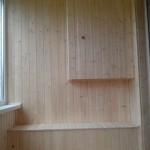 Как просто сделать тумбу для балкона самому