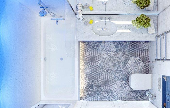 «Унисекс в ванной»: оформление ванной комнаты, подходящее для обоих