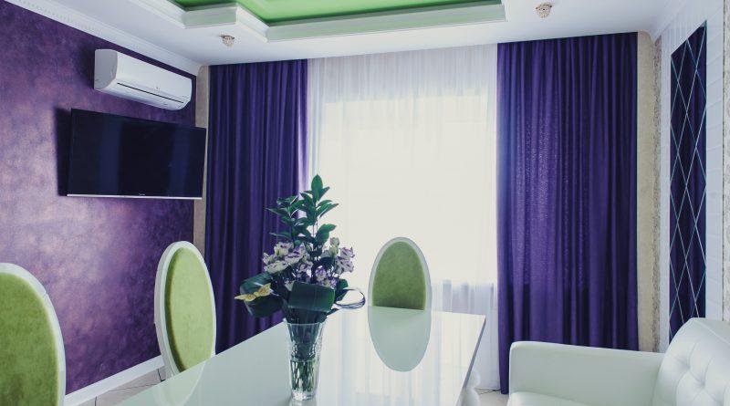 Ультрафиолетовый: как и где использовать этот роскошный цвет