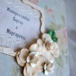 Оформляем свадебный альбом: мастер-класс (+50 фото)