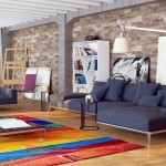 ковры в интерьере