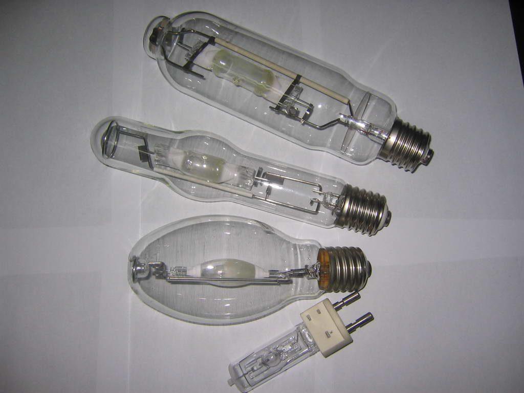 металлогалоидные газоразрядные лампы