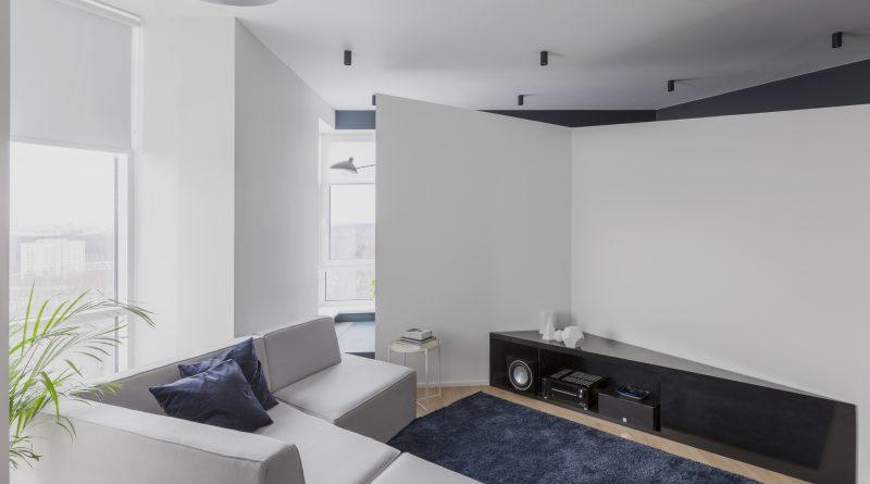 Обволакивающий уют: нестандартная планировка квартиры