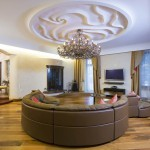 Многоуровневые потолки - трансформируем пространство