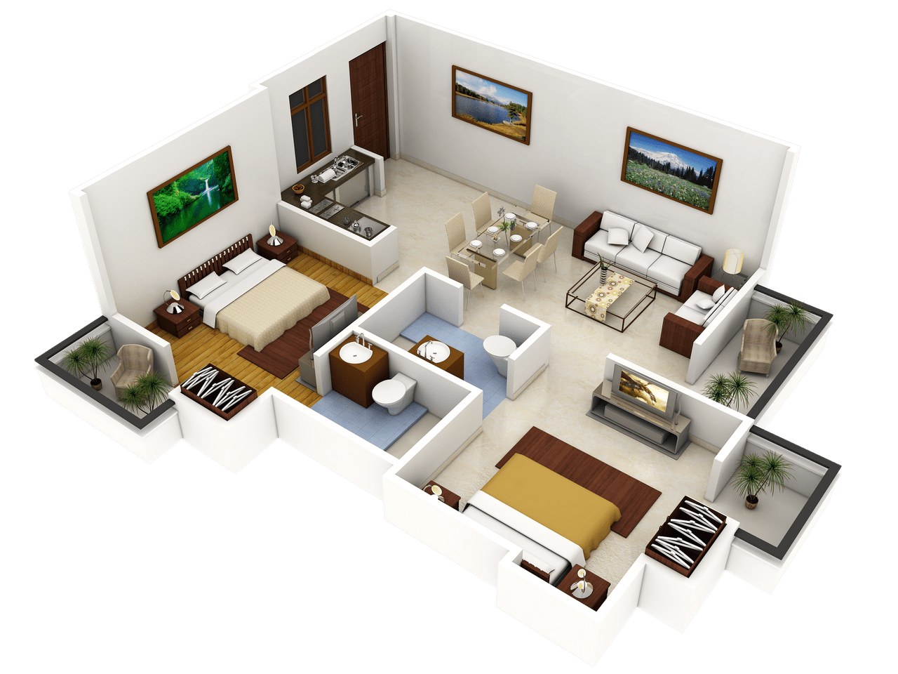 Что вы могли упустить во время ремонта комнаты