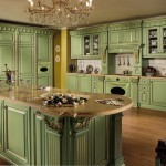 Гармония кухни в стиле современной классики