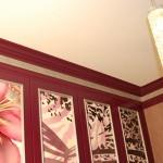 Выбор потолочного плинтуса для интерьера