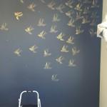 Изготовление трафаретов для детской комнаты (+40 фото)