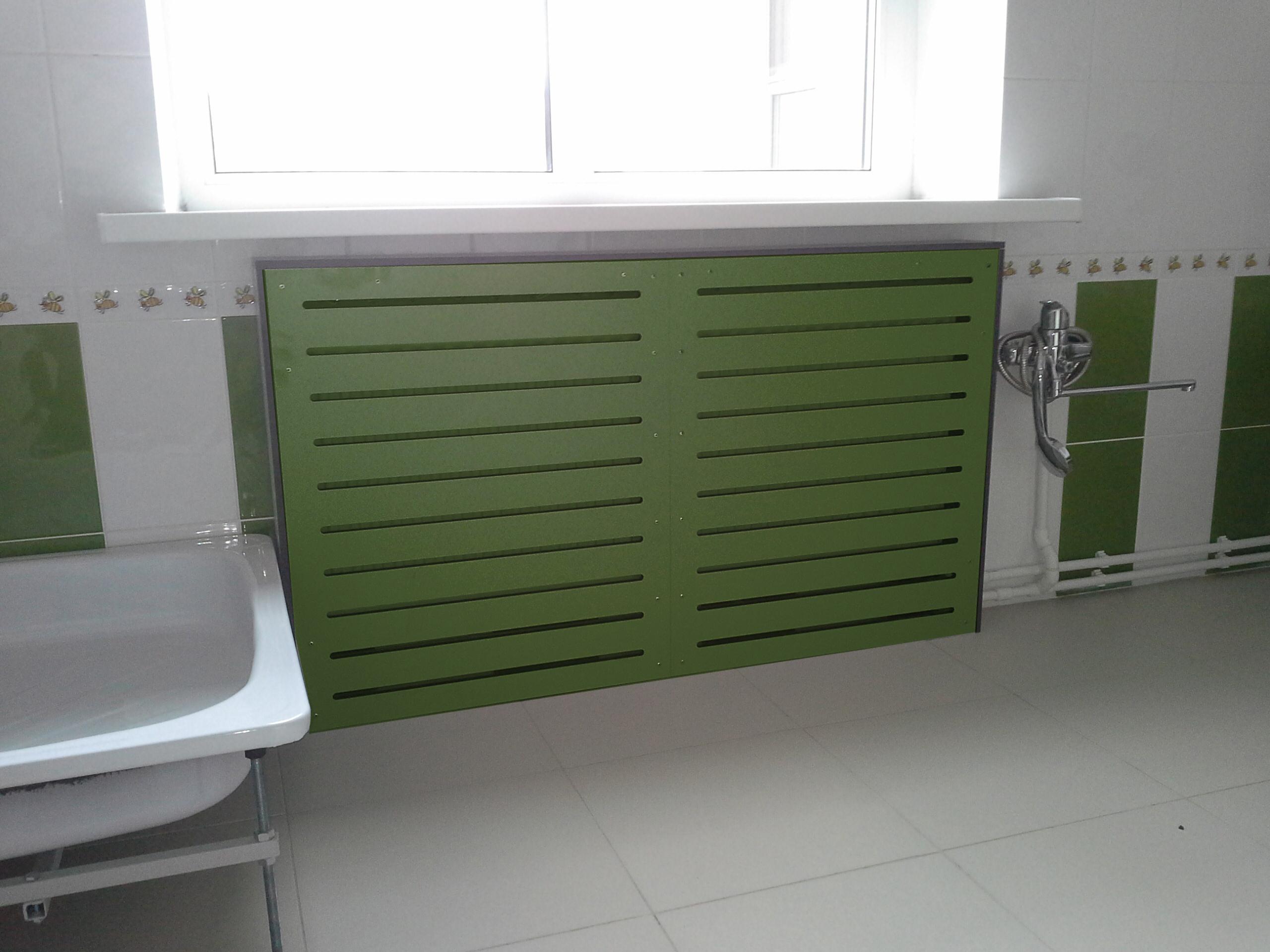 Маскировка радиаторов отопления: 5 практичных идей