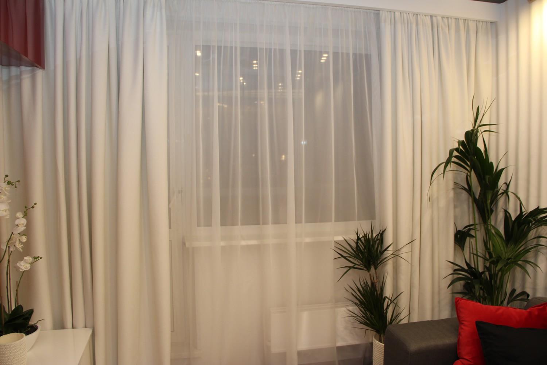 Базовые шторы: 5 типов для любой комнаты