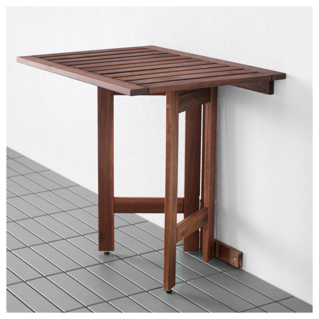 откидной столик на балкон своими руками