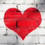 """Как использовать """"сердца"""" в комнате ко Дню Влюбленных"""