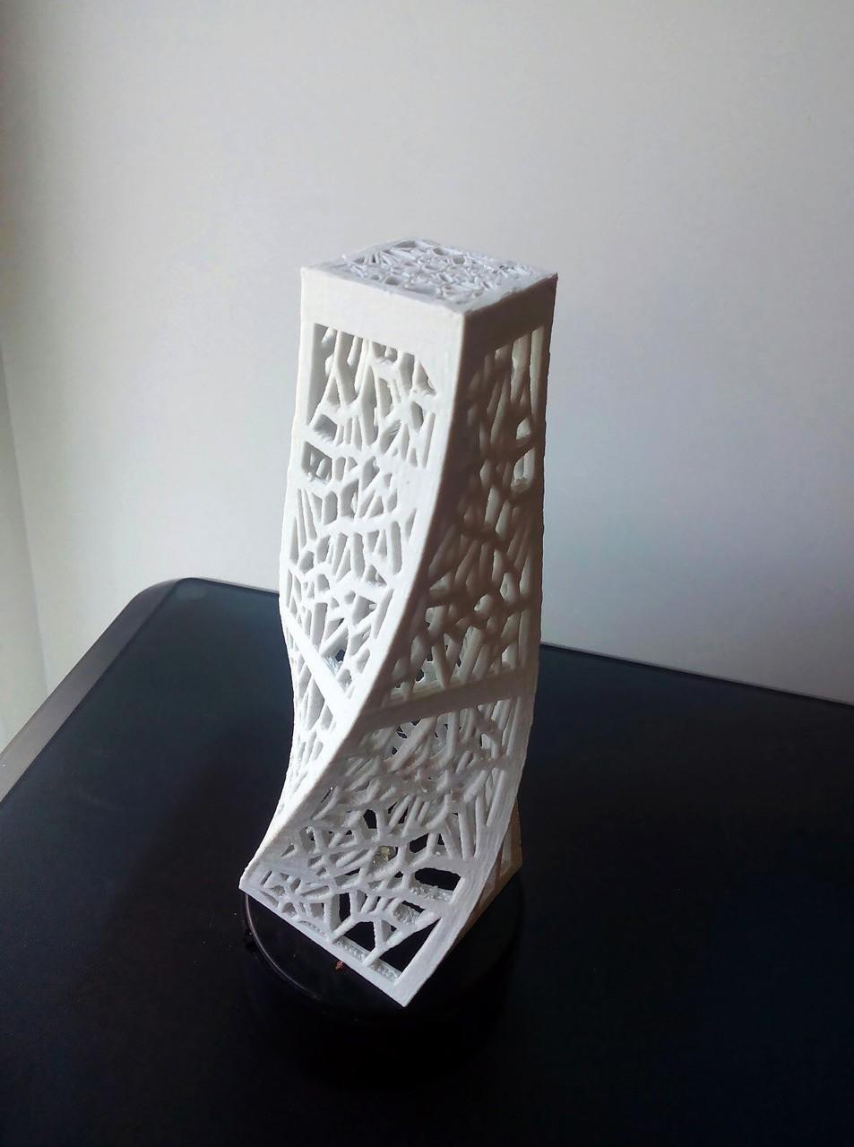 Перспективы 3Д печати в интерьере