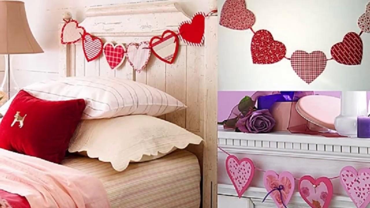 Топ-5 эффектных украшений кровати к 14 февраля
