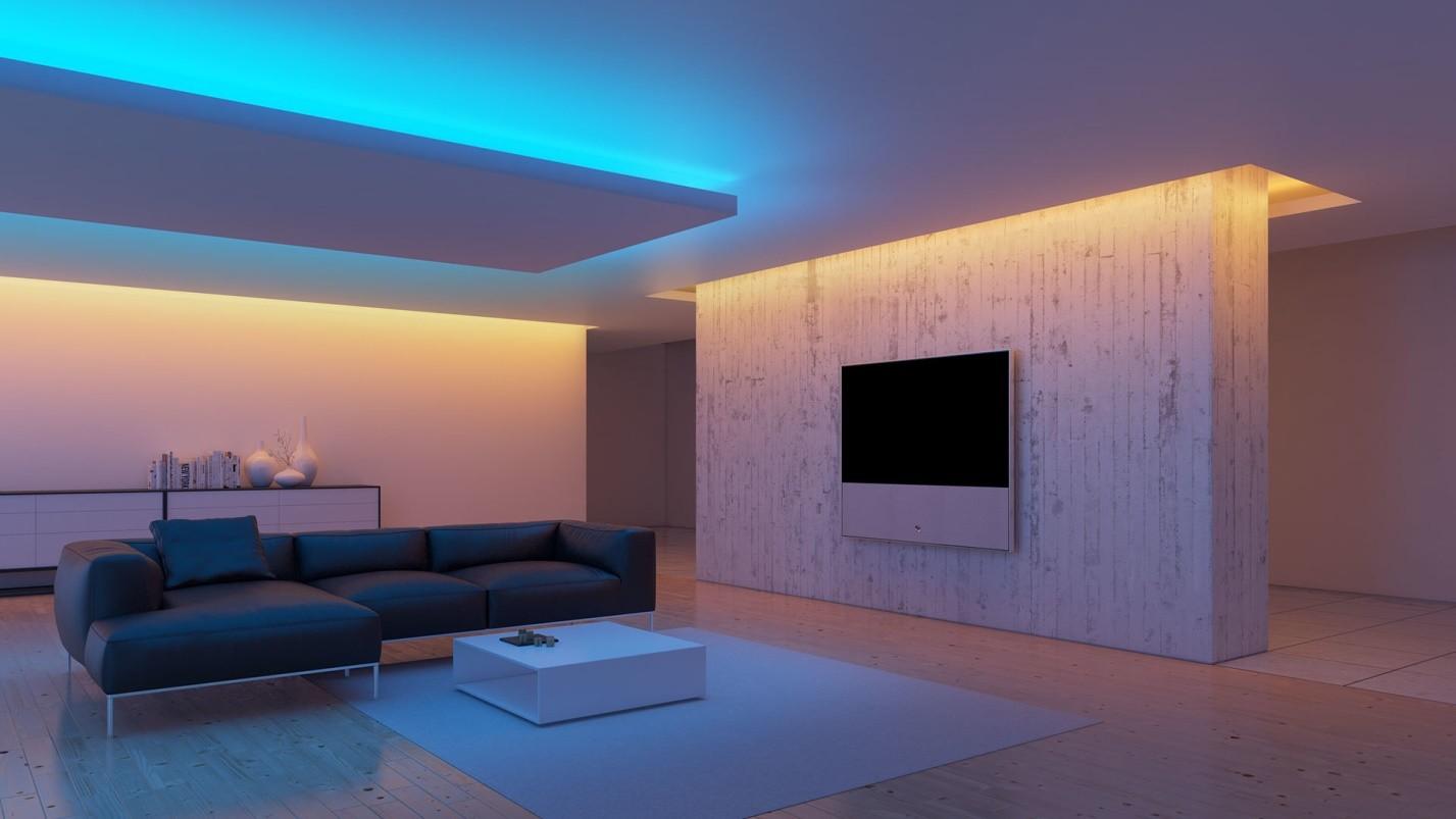 Освещение квартиры: организация, варианты размещения и новые идеи   +90 фото