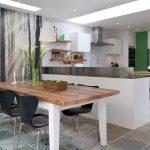 Фотообои для современной кухни: разновидности и советы по выбору