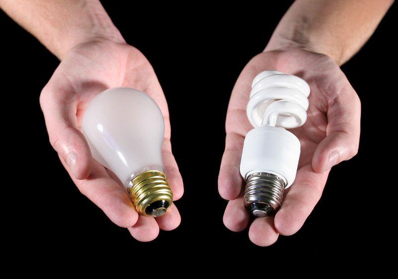 Какие лампы использовать в детской
