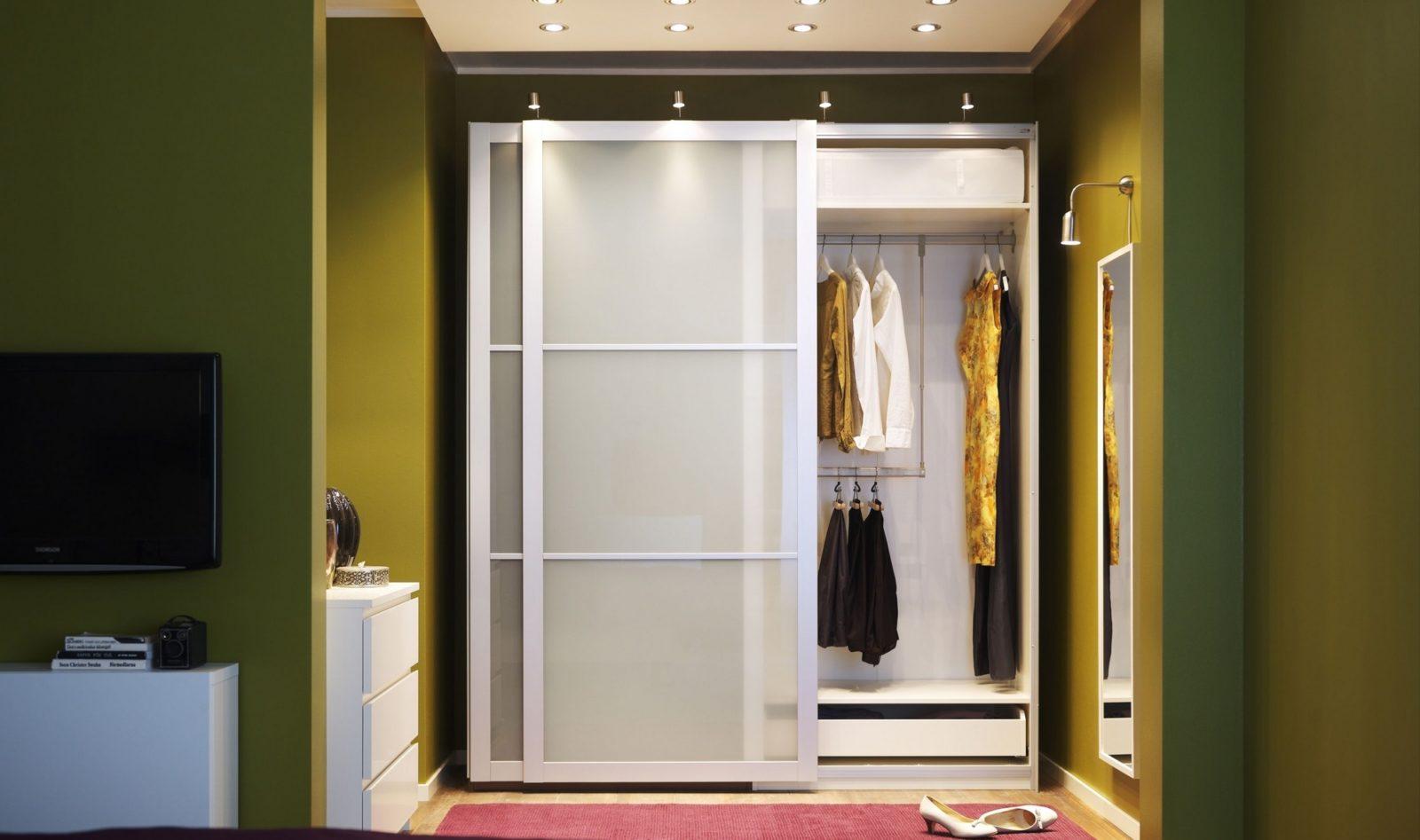 Обустройство гардеробной в прихожей: простые варианты и оригинальные решения
