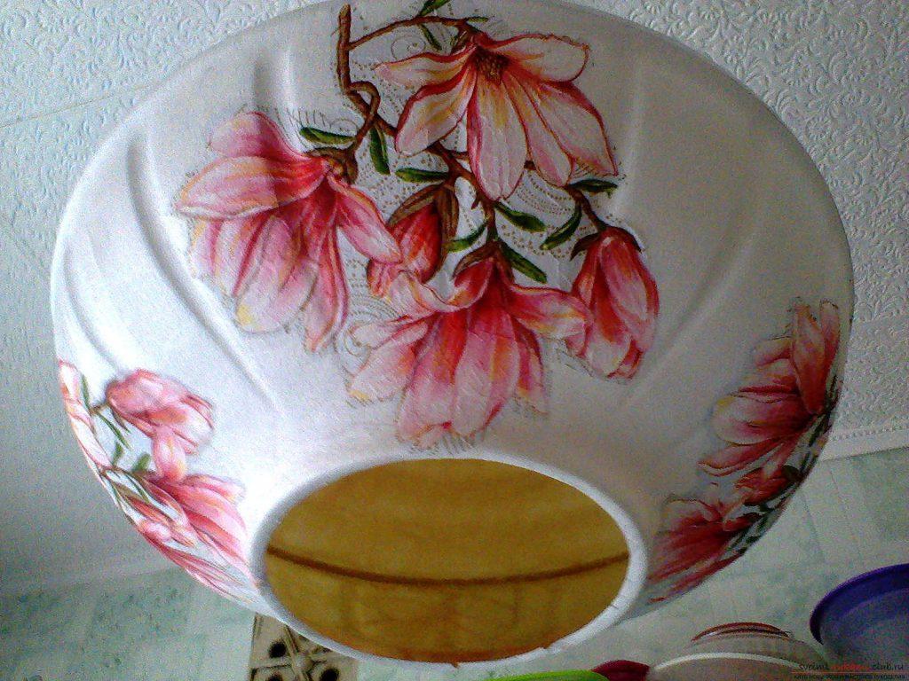 Самодельная люстра для кухни – эксклюзивная составляющая интерьера (МК)