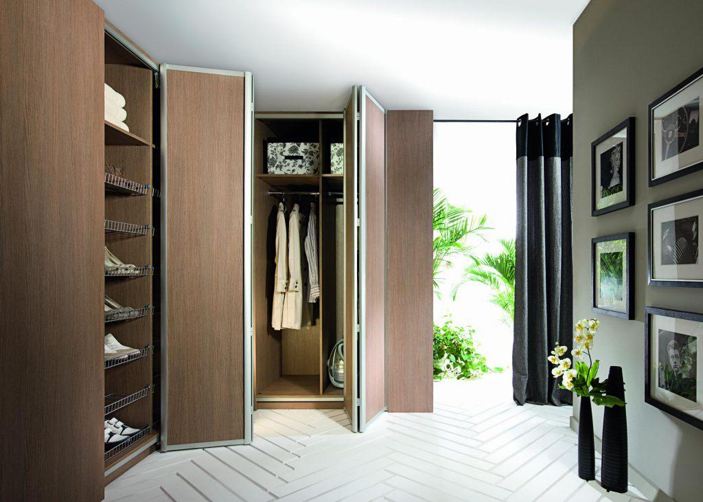 Готовая гардеробная система