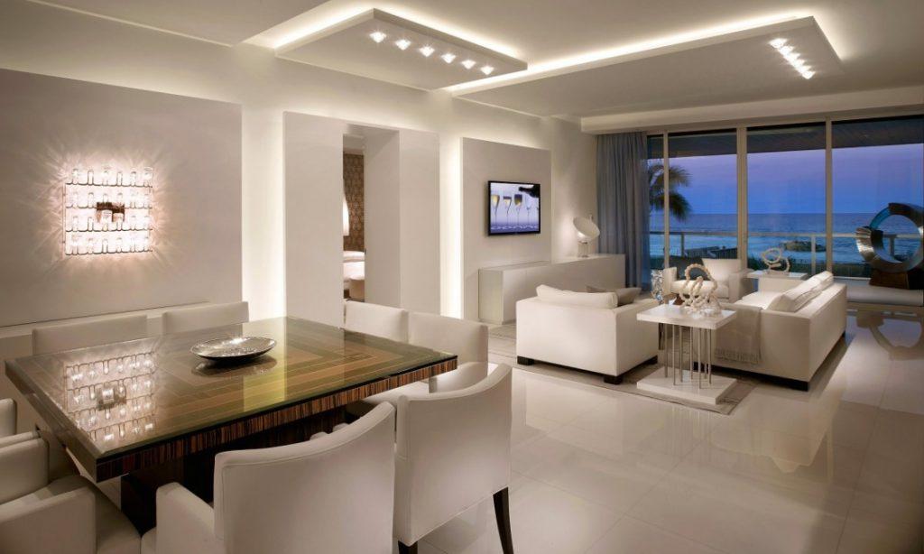 Правильное освещение в квартире