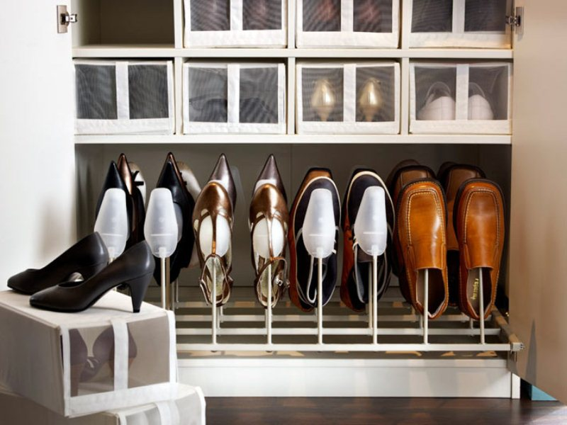 Модули для хранения обуви
