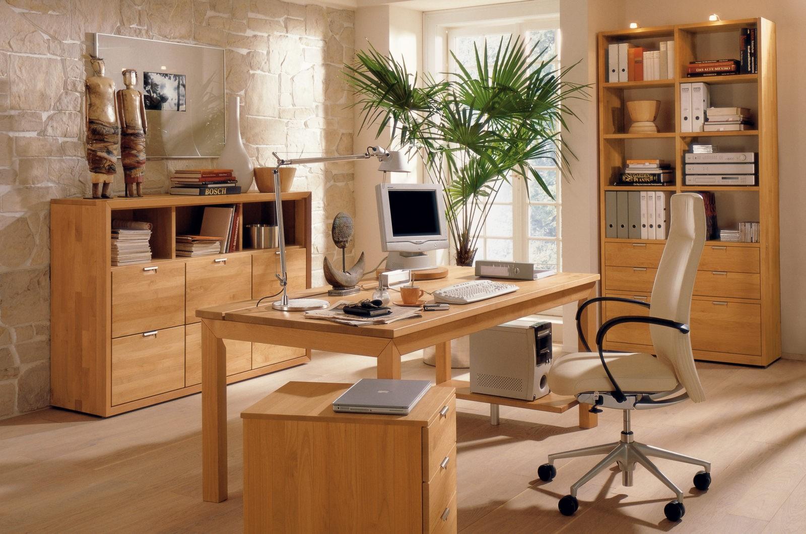 Оформление рабочего кабинета: в квартире, доме, офисе