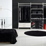 Виды гардеробных систем хранения и варианты их оборудования |+62 фото