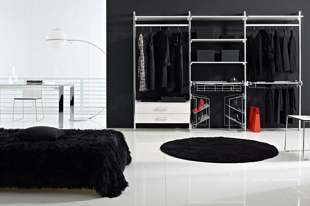 гардеробная система stilos
