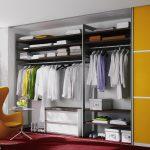 Какой гардеробный шкаф выбрать: виды и конструктивные особенности