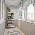 Дизайн небольшого балкона: создание комнаты отдыха