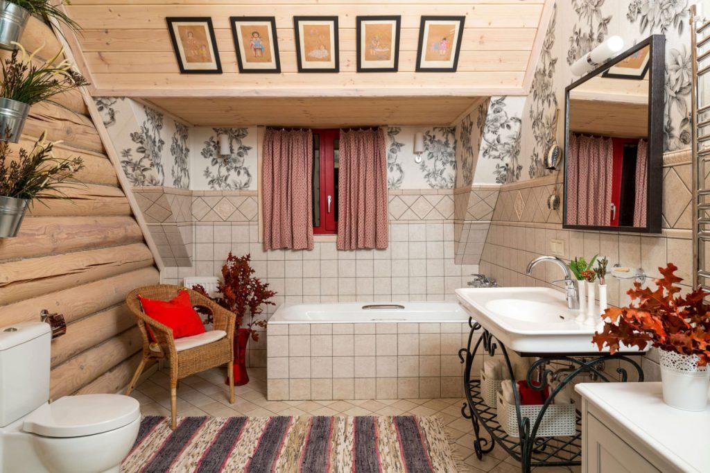Как стильно украсить ванную комнату: лучшие идеи оформления (+36 фото)