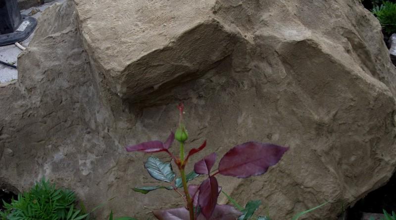 декоративный камень из пенопласта